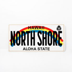 """""""Unofficial"""" Route 99 License Plate"""